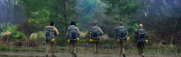 Annihilation de Alex Garland