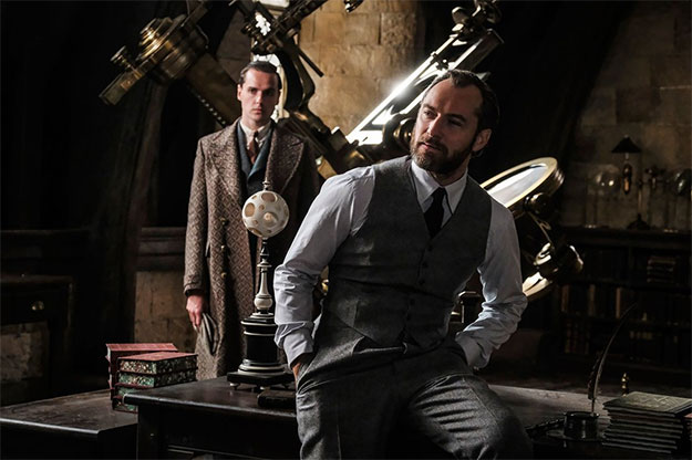 Cine del 2018: Fantastic Beast: The Crimes of Grindelwald