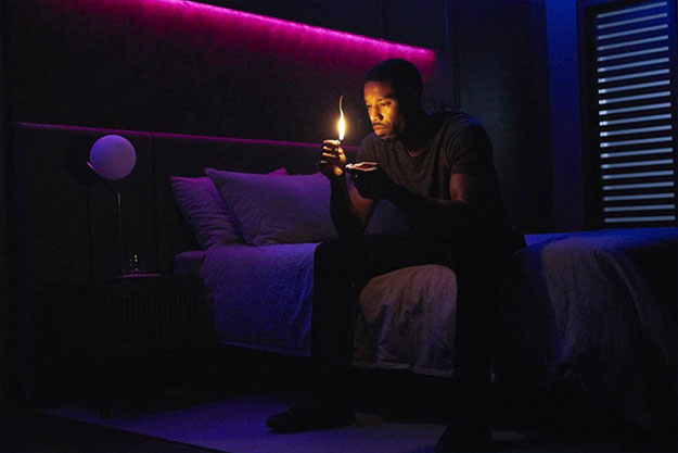 Michael B. Jordan como Montag