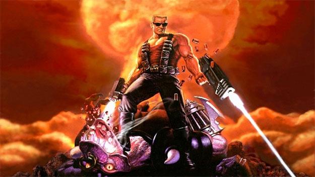 Duke Nukem, se nos viene una gorda encima