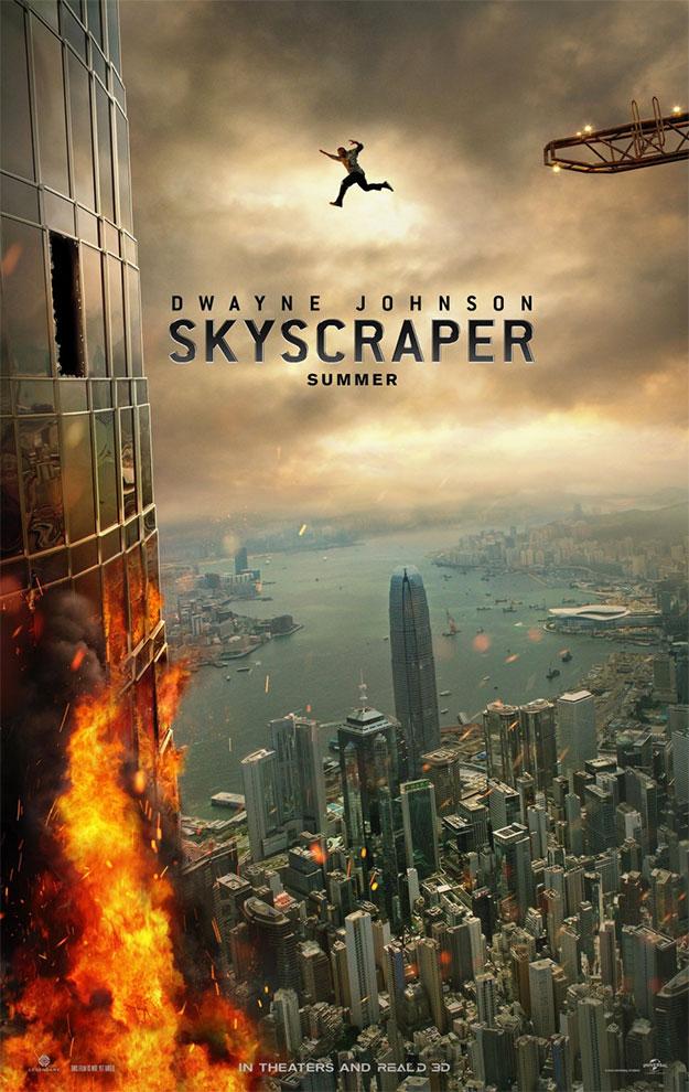 Skyscraper presenta un póster ideal para hacer memes