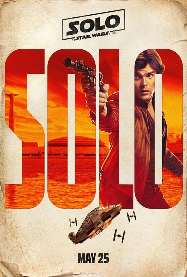 Alden Ehrenreich es Han Solo