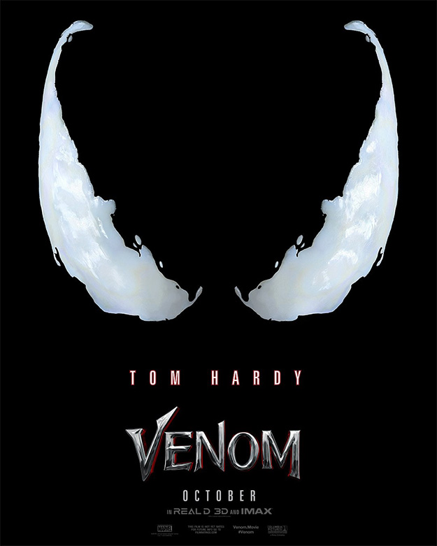 Esto es lo más Venom que veremos de Venom al menos hoy
