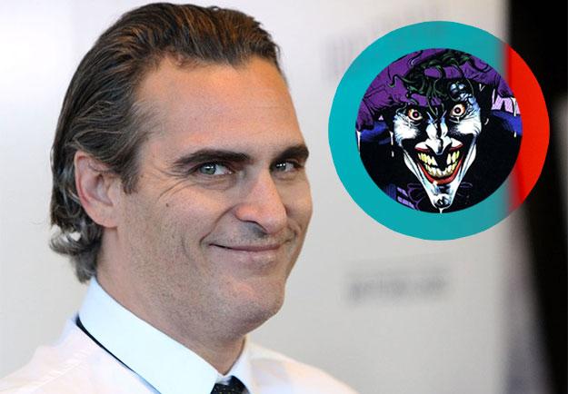 ¿Joaquin Phoenix como el nuevo Joker en ese elseworld?