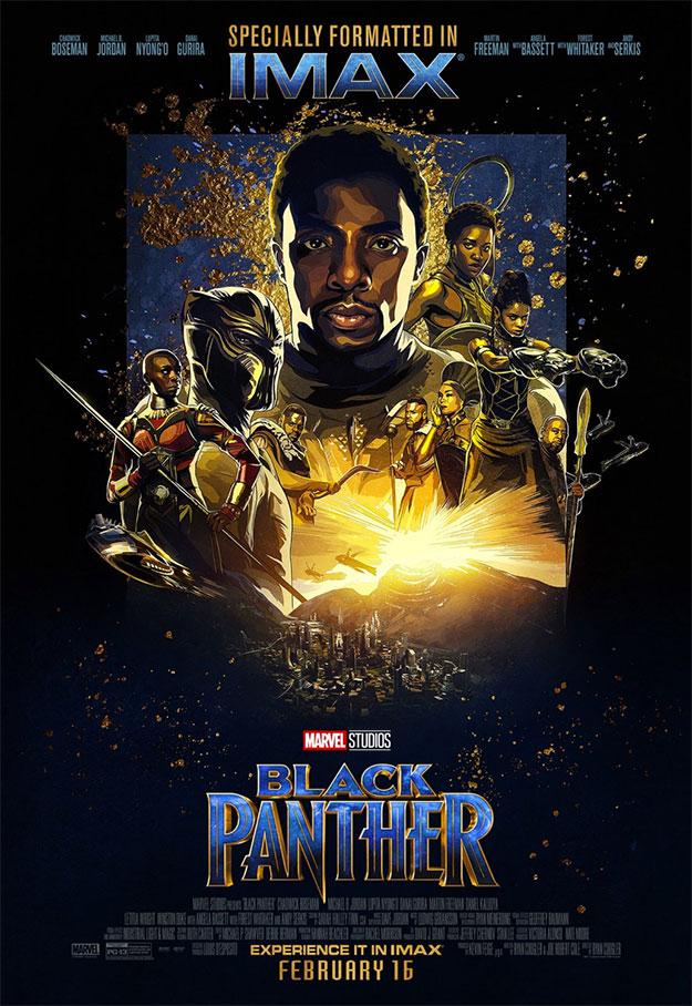 Black Panther IMAX
