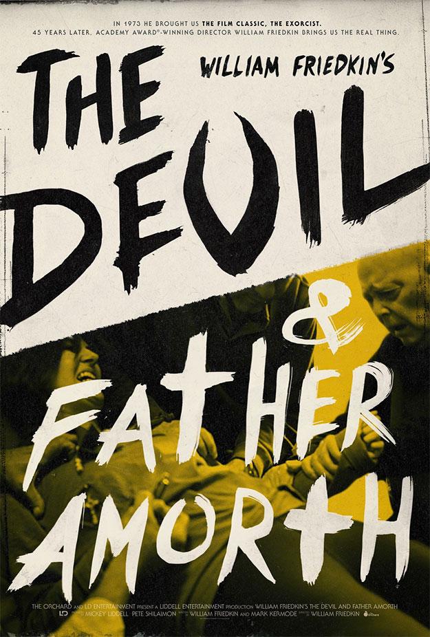 Cartel de The Devil and Father Amorth
