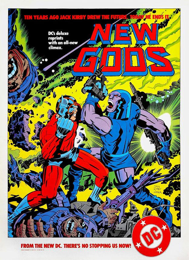 """Ava DuVernay da el salto a DC y adaptará """"Los Nuevos Dioses"""" de Jack Kirby"""