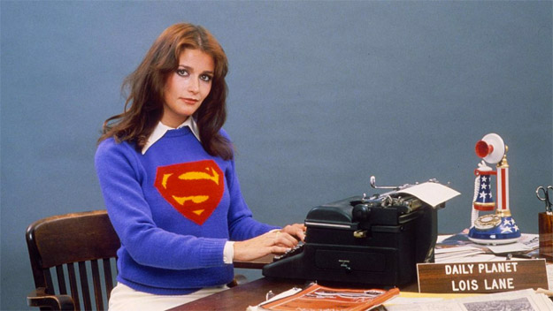 Margot Kidder, la Lois Lane más entrañable y sufrida