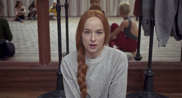 Dakota Johnson, protagonista de Suspiria