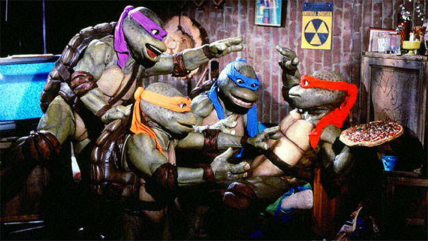 Un nuevo reboot de las Teenage Mutant Ninja Turtles