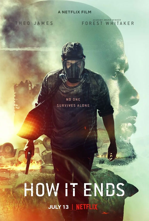 Póster de How It Ends