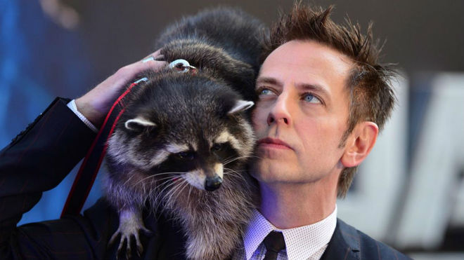 James Gunn despedido como director de Guardians of the Galaxy Vol. 3