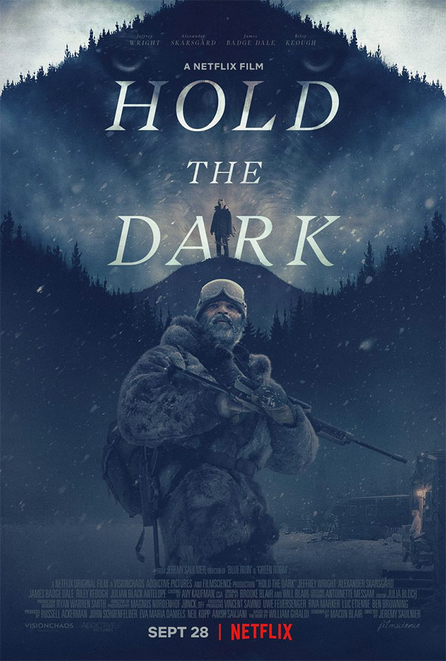Cartel de Hold the Dark