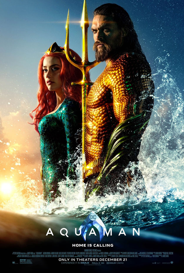 Cartel de Aquaman