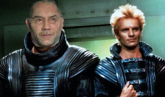 Dave Bautista Sera La Bestia Rabban En El Dune De Denis Villeneuve