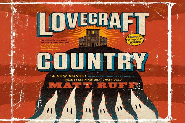 "Que ganas de ""Lovecraft Country"""