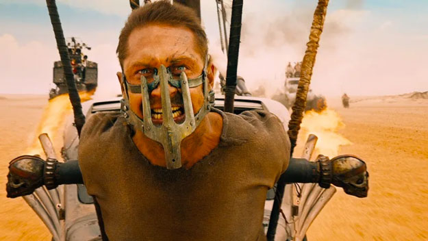 Que regrese Mad Max por dios