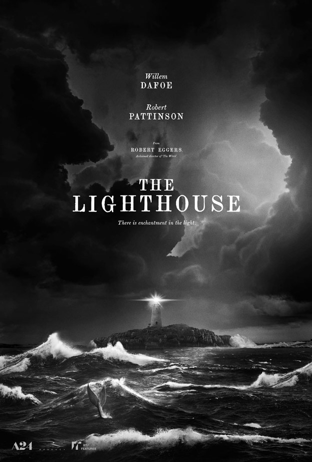 Cartel de The Lighthouse