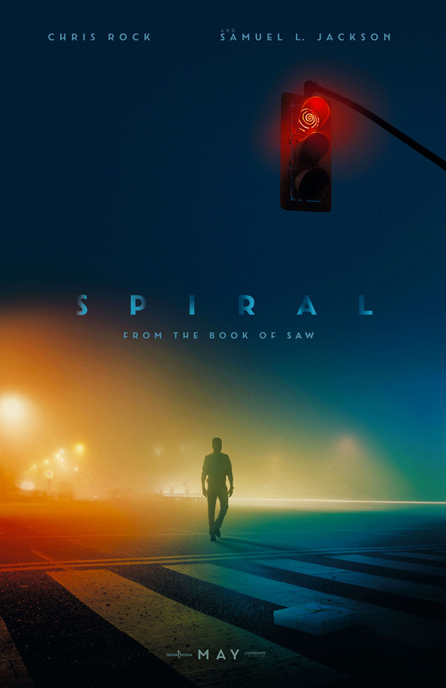 Primer cartel de Spiral: From the Books of Saw