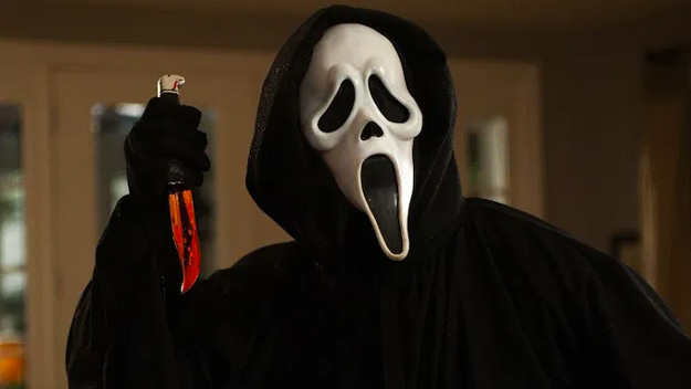 Ghostface... regresa. Reboot de Scream al canto