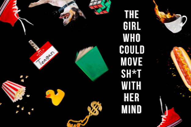 "Mutantes y gobierno en ""The Girl Who Could Move Sh*t' With Her Mind"""