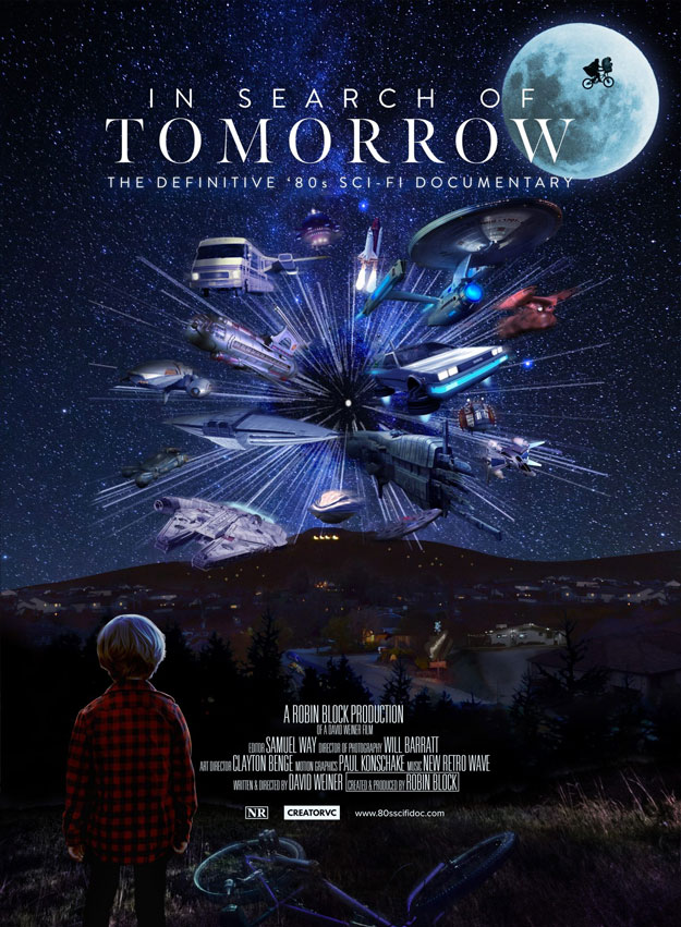 Cartel de In Search of Tomorrow