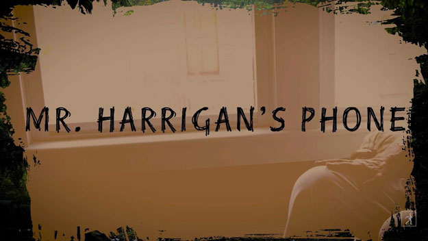 Mr. Harrigan's Phone, relato macabro del maestro Stephen King