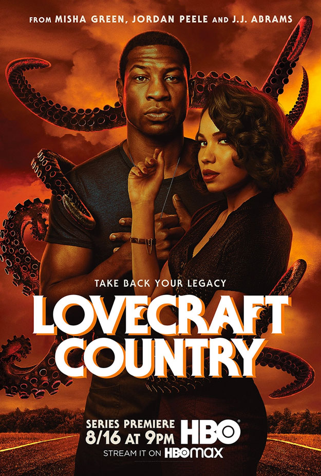 "Cartel final de ""Lovecraft Country"""