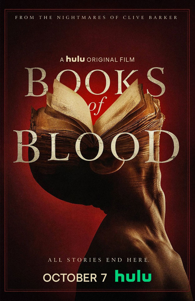 Cartel de Books of Blood