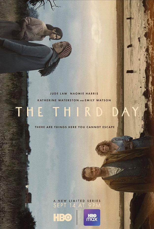 "Nuevo póster de ""The Third Day"""