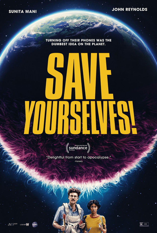 Cartel de Save Yourselves!