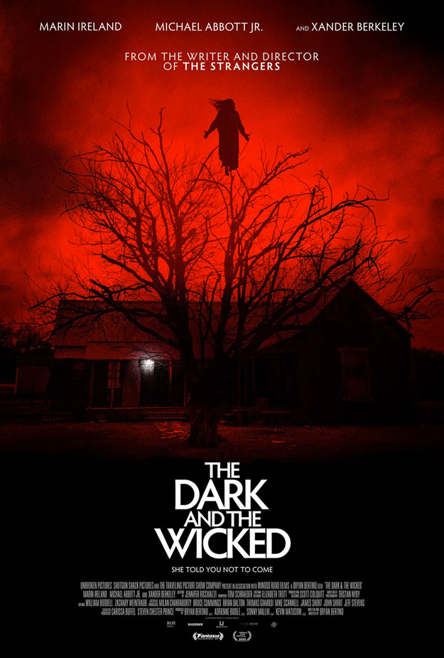 Cartel de The Dark and Wicked