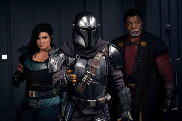 "Regresa ""The Mandalorian"""