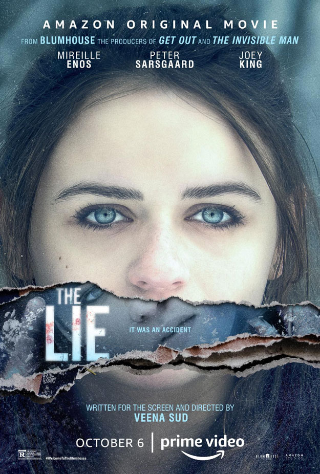 Cartel de The Lie