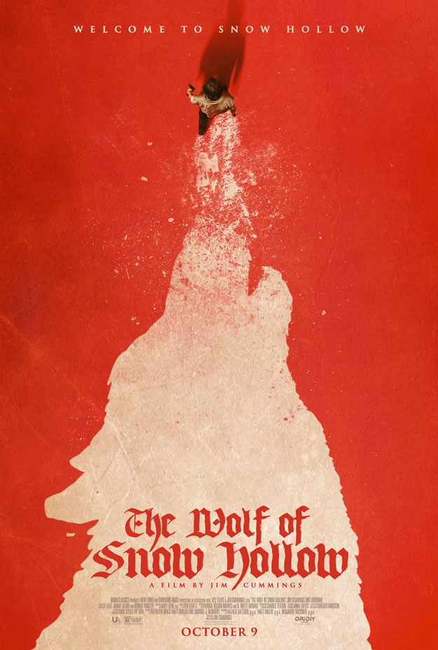 Cartel de The wolf of Snow Hollow