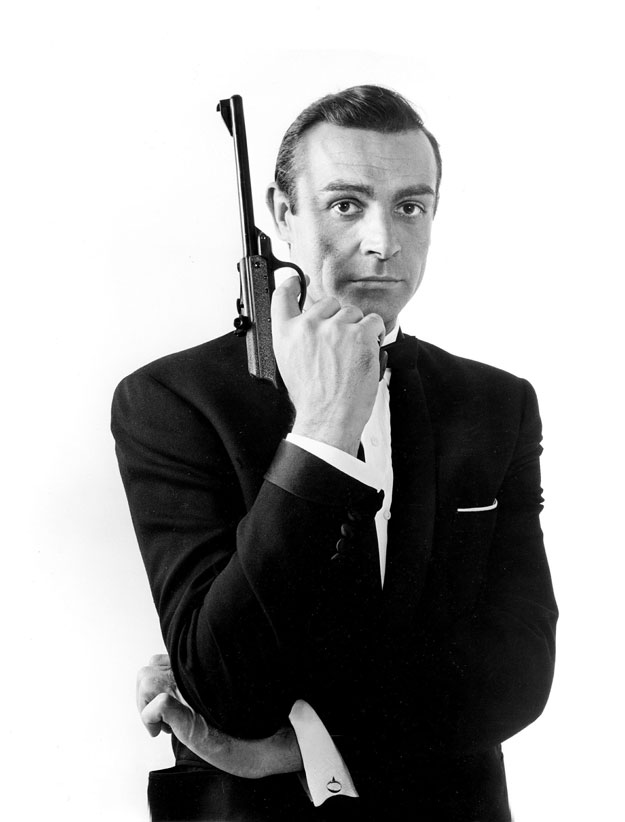 Bond... Sean Connery