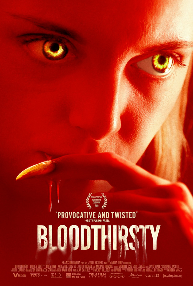 Cartel de Bloodthirsty