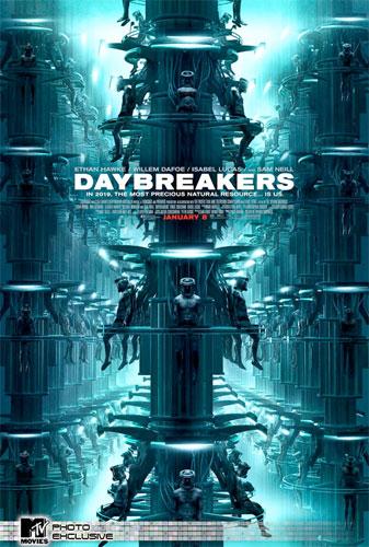 Nuevo cartel cosecha de Daybreakers