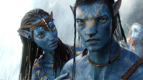 Impresionante tercera imagen: Neytiri y Jake Sully