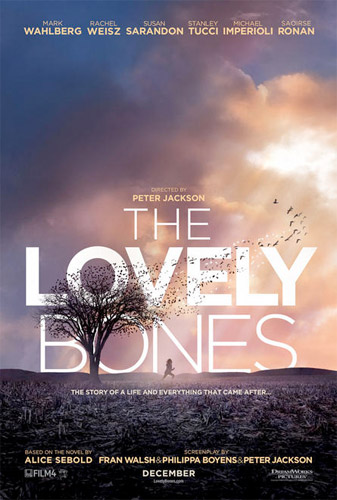 Primer póster de The Lovely Bones de Peter Jackson