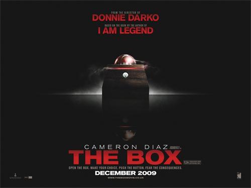 Nuevo cartel de The Box