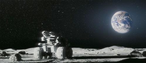 Uno de los escenarios de Moon