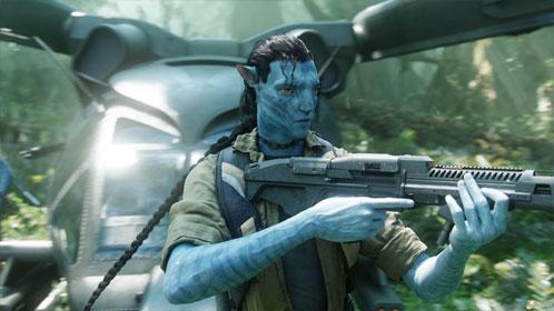 Jake Sully desembarca en Pandora transformado en un Na'vi más