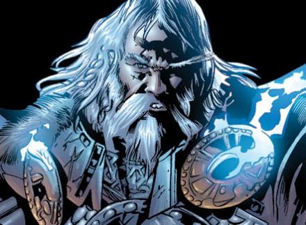 Ya tenemos Odin y será Anthony Hopkins