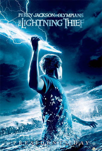 Nuevo póster de Percy Jackson & the Olympians: The Lightning Thief