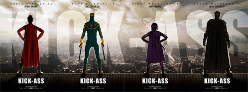 Cartel global de Kick-Ass
