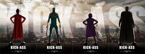 Cartel global de Kick-Ass