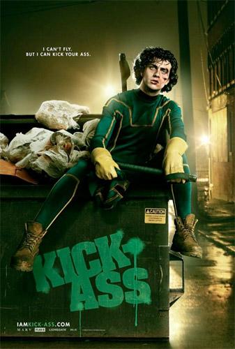 Nuevo póster de Kick-Ass de Matthew Vaughn