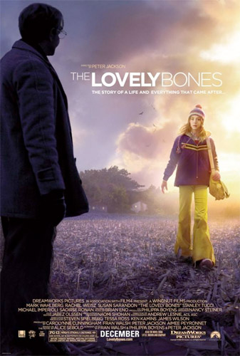 Póster final de The Lovely Bones de Peter Jackson