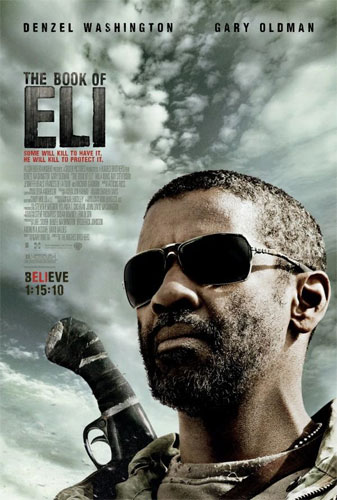 Póster de The Book of Eli